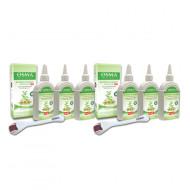 6 Bottles Biogrow Intensive Plus